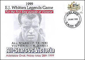 EJ Whitten Legends Game