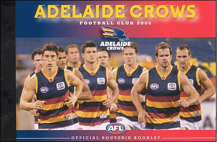 2005 Adelaide Football Club Booklet