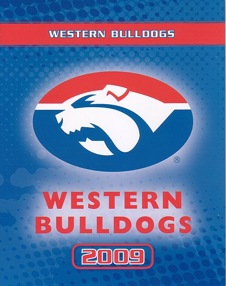 2009 Western Bulldogs P stamps