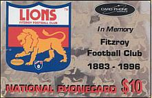In Memory of Fitzroy Cardphone